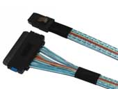6G internal Mini SAS(SFF-8087) to SAS(SFF-8484) 32Pin Cable
